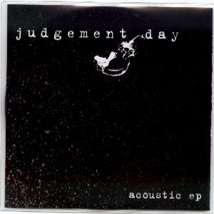 Judgement Day - Acoustic EP cover art