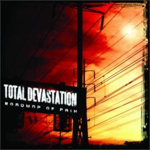Total Devastation - Roadmap of Pain cover art