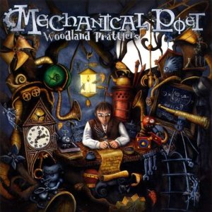 Mechanical Poet - Woodland Prattlers cover art