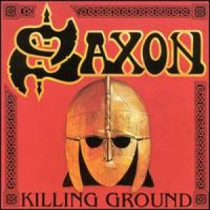 Saxon - Killing Ground cover art