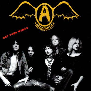 Aerosmith - Get Your Wings cover art