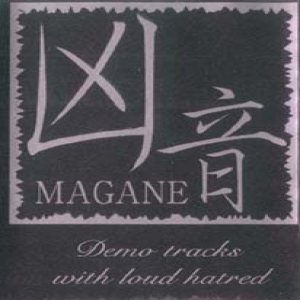 Magane - Demo Tracks with Loud Hatred cover art