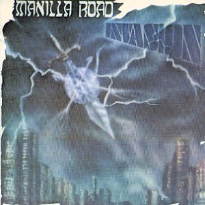 Manilla Road - Invasion cover art