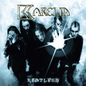Karelia - Restless cover art