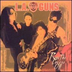 L.A. Guns - Rips the Covers Off cover art