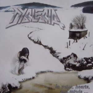 Dyslesia - In Veins Hearts and Minds cover art