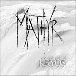Mathyr - Kryos cover art
