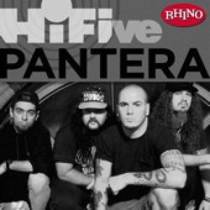 Pantera - HiFive cover art
