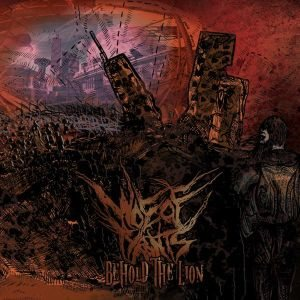 Woe of Tyrants - Behold the Lion cover art