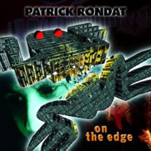 Patrick Rondat - On the Edge cover art