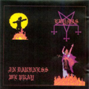 Elymas - In Darkness We Pray (2001) cover art