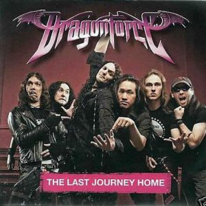 Dragonforce - The Last Journey Home cover art