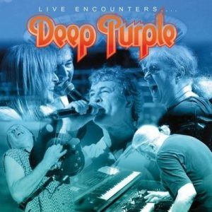 Deep Purple - Live Encounters cover art