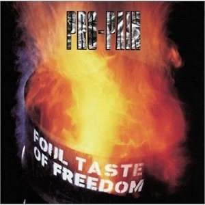 Pro-Pain - Foul Taste of Freedom cover art