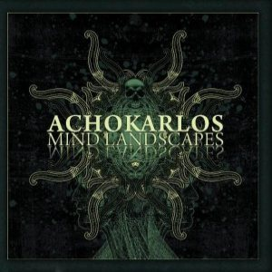 Achokarlos - Mind Landscapes cover art