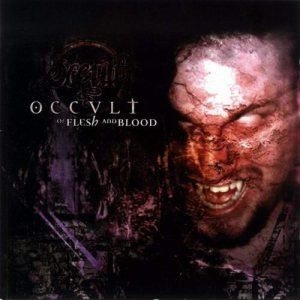 Occult - Of Flesh and Blood cover art