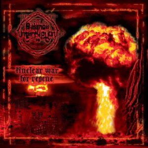 Balance Interruption - Nuclear War for Rescue cover art