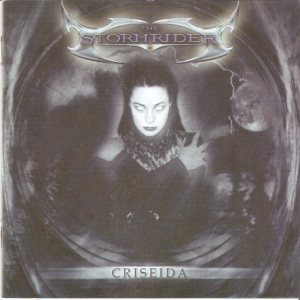 The Stormrider - Criseida cover art