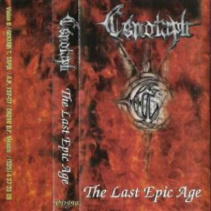 Cenotaph - The Last Epic Age [Live album] [Melodic Death / Death ...