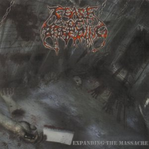 Cease Of Breeding - Expanding the Massacre cover art