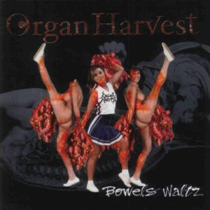 Organ Harvest - Bowels Waltz cover art