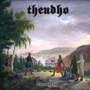 Theudho - Treachery cover art
