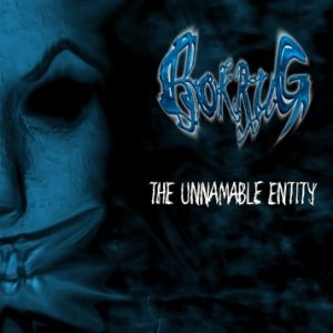 Bokrug - The Unnamable Entity cover art