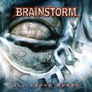 Brainstorm - All Those Words cover art
