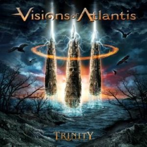 Visions Of Atlantis - Trinity cover art