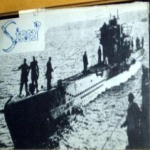 Siren - Iron Coffins cover art
