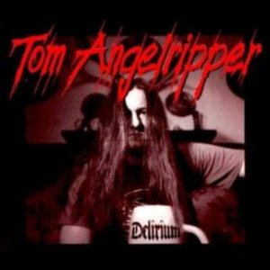 Tom Angelripper - Delirium cover art