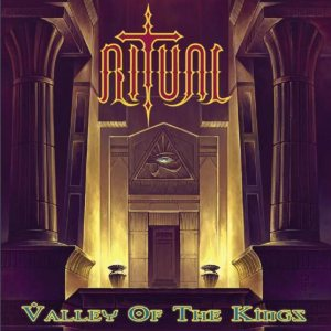 Ritual - Valley of the Kings cover art