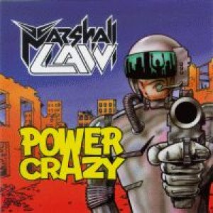 Marshall Law - Power Crazy cover art