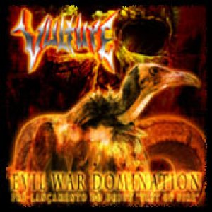 Vulture - Evil War Domination cover art