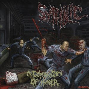 Syphilic - A Composition of Murder cover art