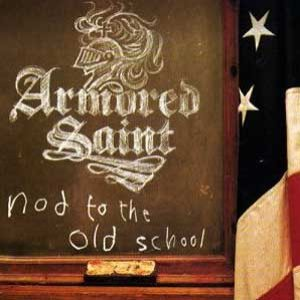 Armored Saint - Nod to the Old School cover art