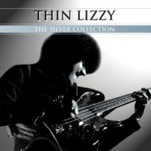 Thin Lizzy - The Silver Collection cover art