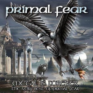 Primal Fear - Metal Is Forever cover art