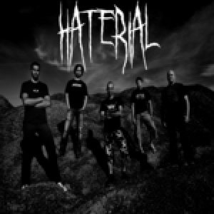 Haterial - Promo 2010 cover art