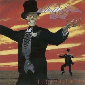 Gamma Ray - Sigh No More cover art