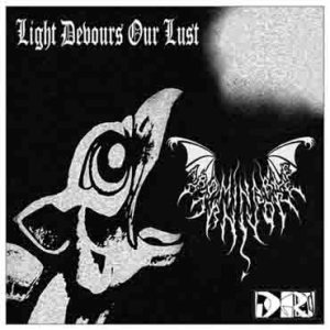 Abominable Carnivore - Light Devours Our Lust cover art