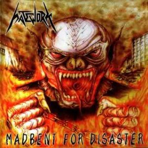 Hatework - Madbent for Disaster cover art