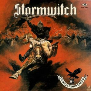 Stormwitch - Magyarországon / Live in Budapest cover art