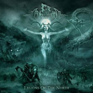 Månegarm - Legions of the North cover art