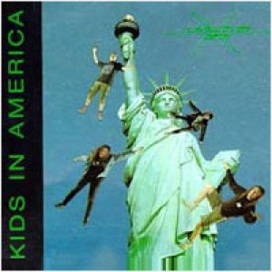 Lawnmower Deth - Kids in America cover art