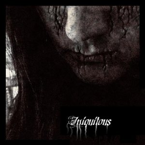 Iniquitous - I Am Thine Dark Desires cover art
