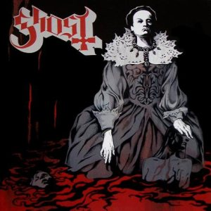 Ghost - Elizabeth cover art