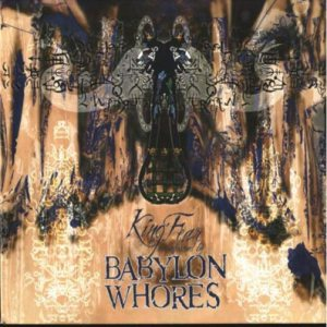 Babylon Whores - King Fear cover art