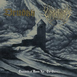 Drudkh / Winterfylleth - Thousands of Moons Ago / the Gates cover art