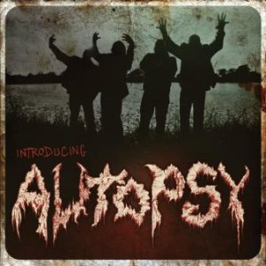 Autopsy - Introducing Autopsy cover art